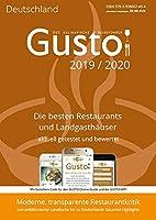 GUSTO Deutschland 2019/2020: Der kulinarische Reisefuehrer