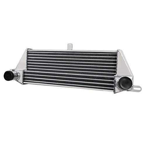 CoolingSky All Aluminum Engine Turbo Intercooler for Mini Cooper S R56 &R57 2006-2012