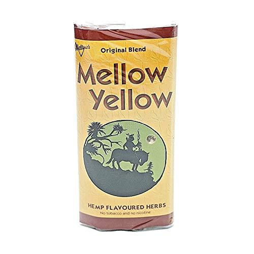 Mellow Yellow Nikotinfrei Feinschnitt - 35g Pouch