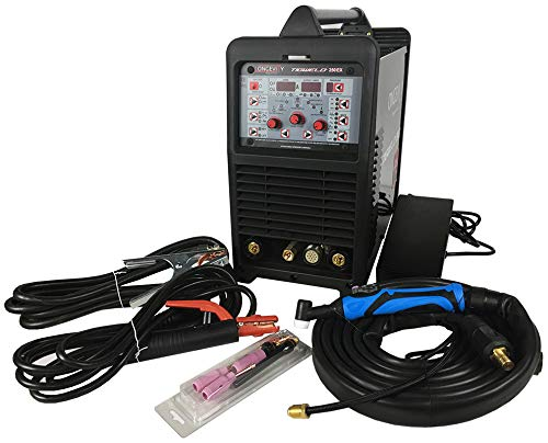 Longevity TIGWELD 250EX, 250 Amp 110V/220V AC/DC Pulse TIG/STICK Welder