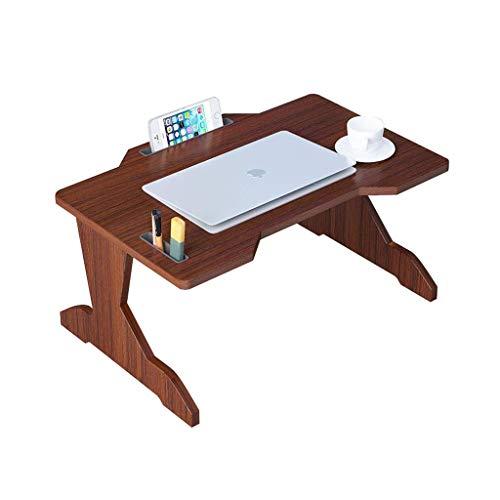 ShiSyan Portátil Lap Escritorio de la Tabla Plegable del Desayuno Leyendo Titular Cama portátil de Madera Moderna Simple