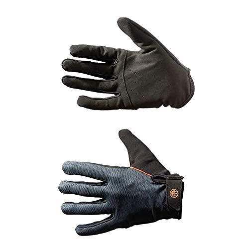 Beretta Stirnlampe, schwarz und grau, XL
