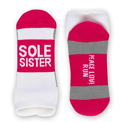 Inspirational Athletic Running Socks   Women