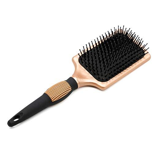 TOOGOO Anti-Statique Brosse à Cheveux Cuir Chevelu Massage Peignes Airbag Brosse à Cheveux Large Dent DéMêLant Brosse à Cheveux pour Salon de Coiffure Styling Outil