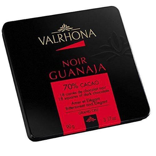 Photo of Valrhona Dark Chocolate Gift Box, Guanaja 70%, 90g