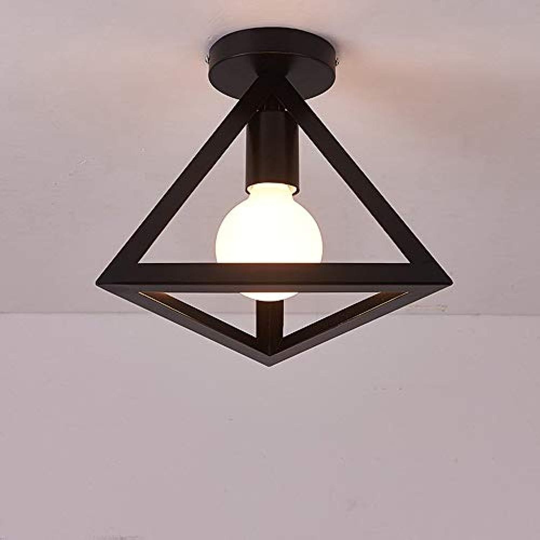 Kreative Persnlichkeit Bügeleisen Decke Llight, Restaurant Balkon Studie Halle Eingang Flur Flur Deckenlampe (Kapazitt  3)