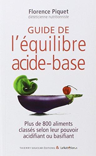 Guide de l'équilibre acide-base