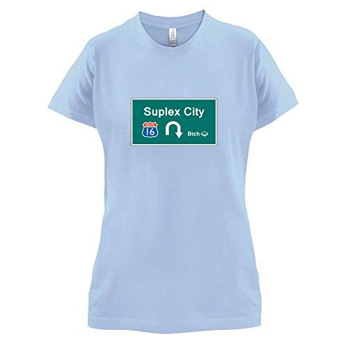Suplex City - Womens T-Shirt - 14 Colours