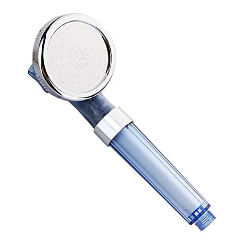 dingtian Alcachofa Ducha Cartucho de sedimento Residual filtrado Filtro Pura Ducha Blue