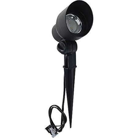Malibu 6 Watt LED Floodlight, Landscape Lighting Outdoor Spotlight Waterproof Lighting for Driveway, Yard, Lawn, Flood, Garden, Outdoor Lighting