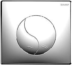 Siamp 31185316 Yin Yang Heldere Chrome Spoelplaat