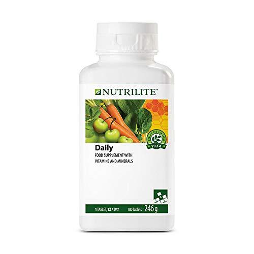 Einmal Täglich Großpackung NUTRILITE™ - 180 Tabletten / 246 g - Amway - (Art.-Nr.: 5718)