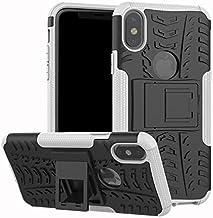 Fitted Cases - Shockproof Armor Protective Case For for ASUS zenfone 4 Selfie ZD553KL Live plus ZB553KL ZD553KL ZE554KL Stand Phone Back Case Cover (white For ZD553KL)
