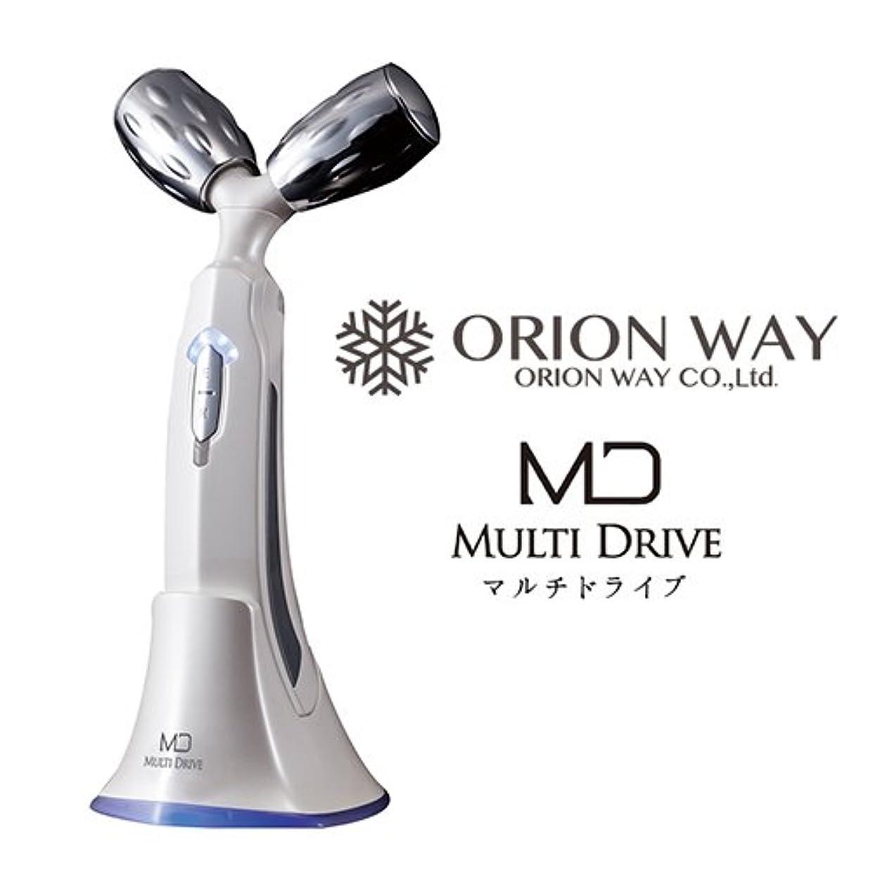 調整家シェトランド諸島美容機器 MULTI DRIVE (マルチドライブ)