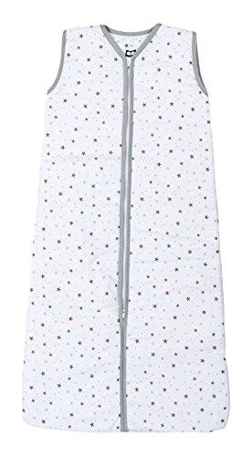 Briljant baby Winter Schlafsack mit Reißverschluss 90 cm DON - Grau