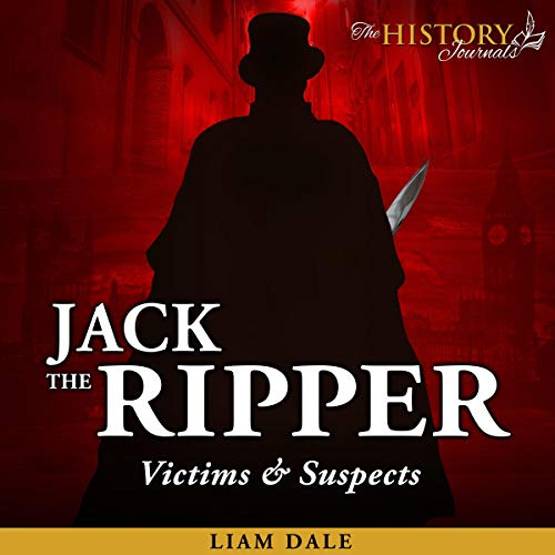 Jack the Ripper: Victims & Suspects cover art