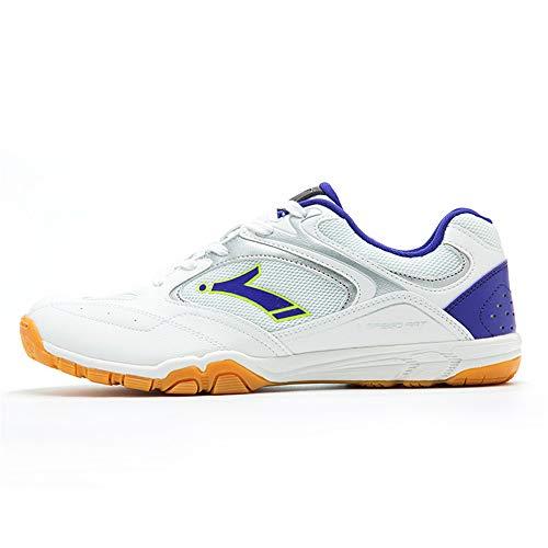 XFQ Tennis De Table Chaussures, Chaussures Ping Pong Formation Professionnelle Mode Chaussures De...