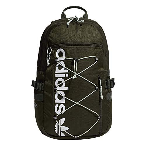 adidas Originals Future Rucksack, Unisex-Erwachsene, Rucksack, Originals Bungee Backpack, Nachtfracht, Einheitsgröße