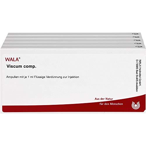 WALA Viscum comp. flüssige Verdünnung, 50 St. Ampullen
