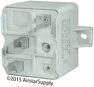 American Standard RLY03210 / RLY-3210 - OEM Start Relay: SPST , 50A Coil , 239V Pick Up / 135V Drop Out