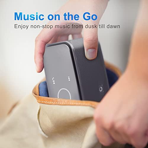 Haut-parleurs Bluetooth 4.0 portables sans fil SoundBox DOSS - 5