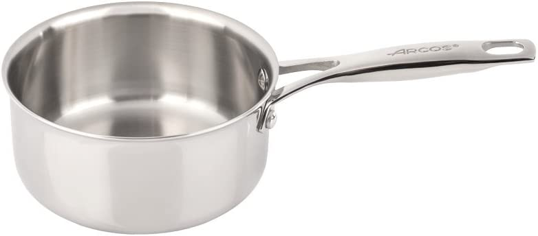 Non-stick Saucepan Arcos Forza Series Fort Manufacturer regenerated product Worth Mall 713400. steel sa Stainless