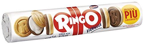 Ringo - Biscotti vaniglia, 165 g
