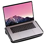 "Lightweight Lap Desk | Portable, Felt Material for Easy Storage | Fits up to 15"" Laptop 