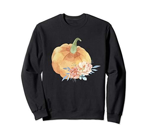 Kürbis Schottenkürbis Kürbis Kürbispizz Kürbis Damen Herbst Sweatshirt