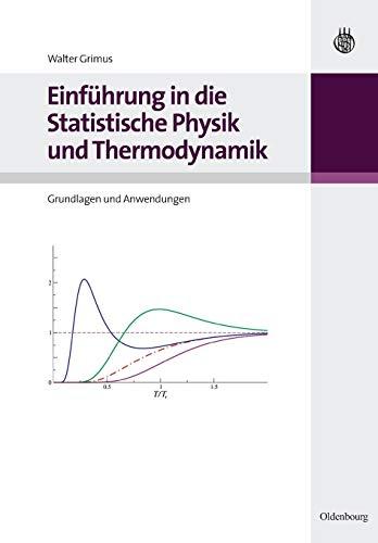 Einführung in die Statistische Physik und Thermodynamik: Grundlagen und Anwendungen