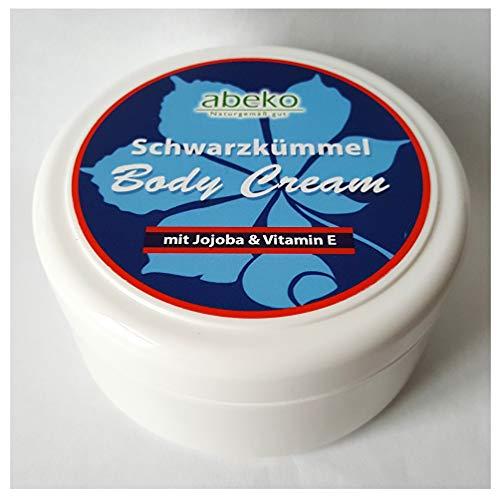 abeko Schwarzkümmel Creme, Body Cream