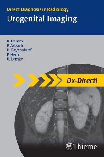 Urogenital Imaging (Direct Diagnosis in Radiology) (English Edition)