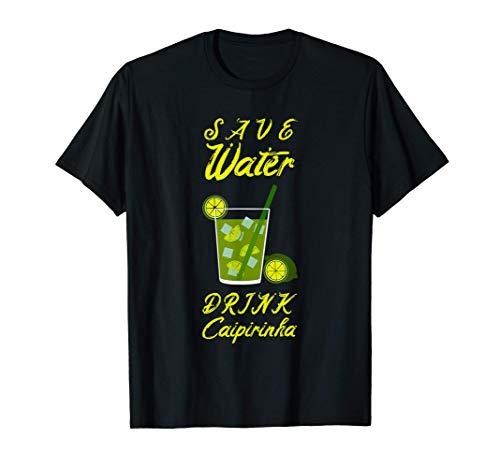 Cocktail I Alkohol I Limette I Caipirinha T-Shirt