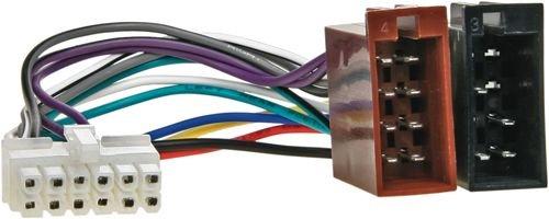 PIONEER Autoradio Anschlusskabel Buchse 12pol. 27x10mm Adapter Kabel