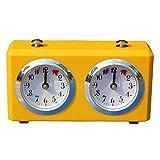 Colcolo 1 Pieza de Reloj de Ajedrez de Competición, Regalo Preciso para Accesorios de Juegos de de Ajedrez