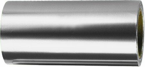 Fripac-Medis Papel de aluminio, 12 cm x 50 m, color plata