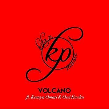 Volcano (feat. Keenyn Omari & Osei Kweku)