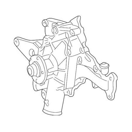 Water Pump Laso 2020 0175 112 200 15 01