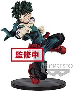 Banpresto - Figurine My Hero Academia - Izuku Midoriya The Amazing Heroes Vol 1 14cm - 3296580826100
