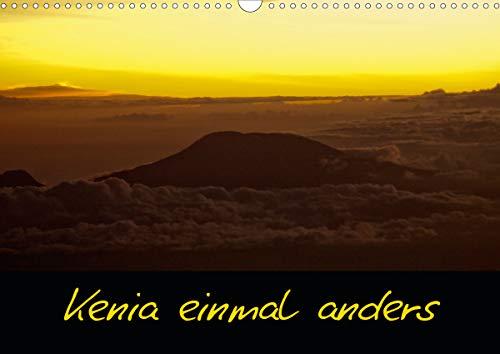 Kenia einmal anders (Wandkalender 2021 DIN A3 quer)