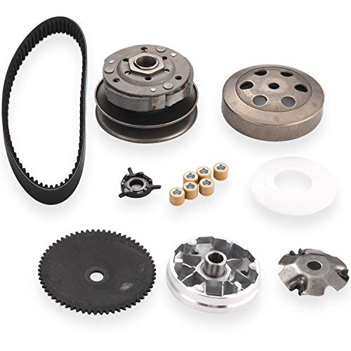 CLEO Gy6 50cc clutch set,include clutch Assembly and Variator Assembly