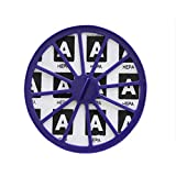 KingBra Filtre d'aspirateur Post-Moteur HEPA pour Dyson DC-07, DC-14 Pièce d'aspirateur #901420-02,...