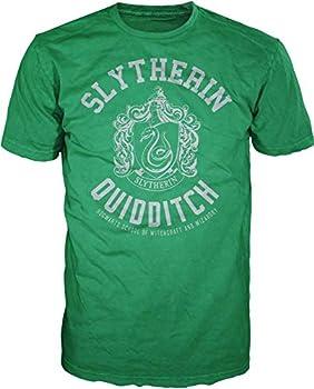 Best slytherin quidditch shirt Reviews
