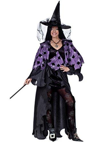 Passo Karneval - costume da strega per il formato delle donne 38 (451736)