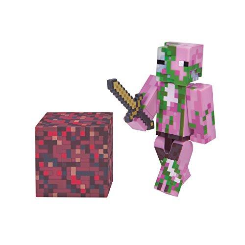 Minecraft Zombie Pigman Figure Pack