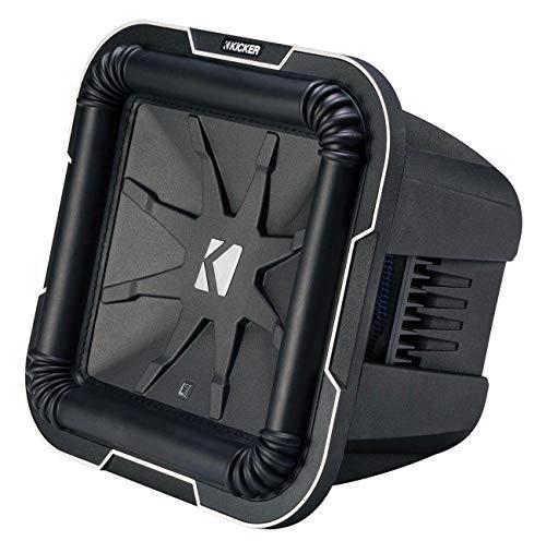 Kicker 41L7102 10' Dual 2-ohm Component Subwoofer