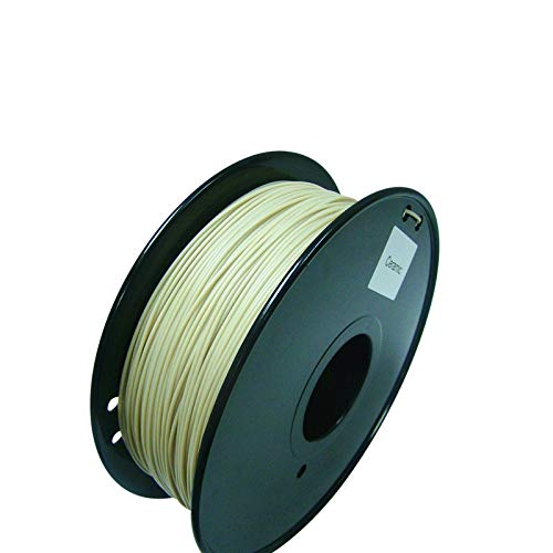 NO LOGO WSF-3D Prints, 1pc Ceramic 3D 1.75mm Druck Filament Keramik Textur Impressora 3D-Kunststoff-Filament hohe Härte 3D Filamento (Größe : Ceramic 100g)