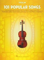 101 Popular Songs Violin
