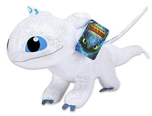 DreamWorks Tagschatten Plüschtier mit Glow in The Dark Effekt 46 cm Kuscheltier Drachenzähmen leicht gemacht 3