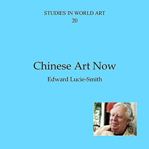 Chinese Art Now audiobook cover art